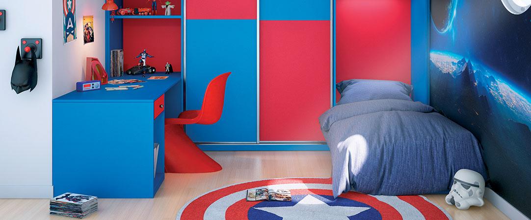 Comment optimiser la petite chambre de votre enfant ?