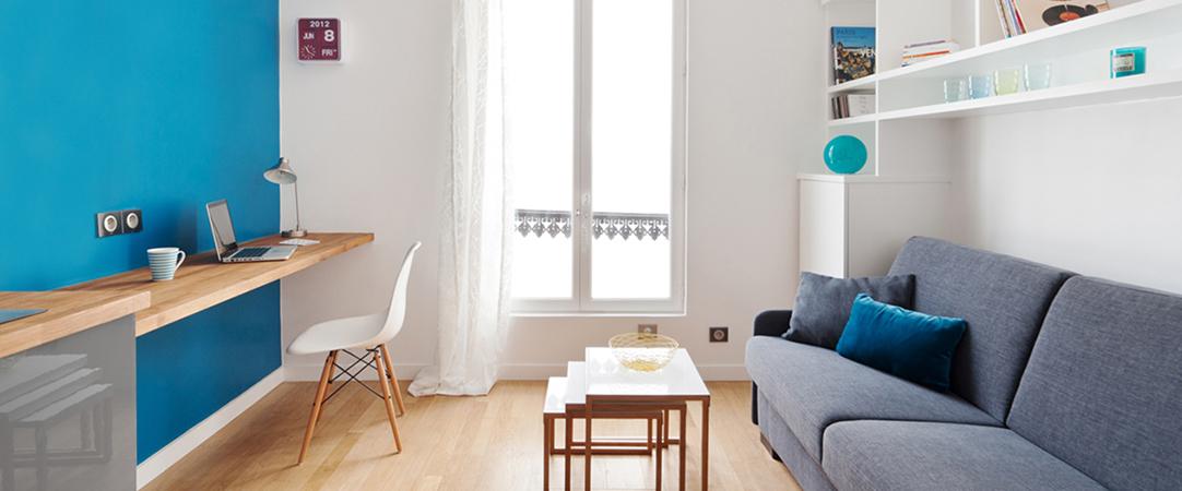 Découvrez les conseils de Rencontre Un Archi pour aménager un petit appartement