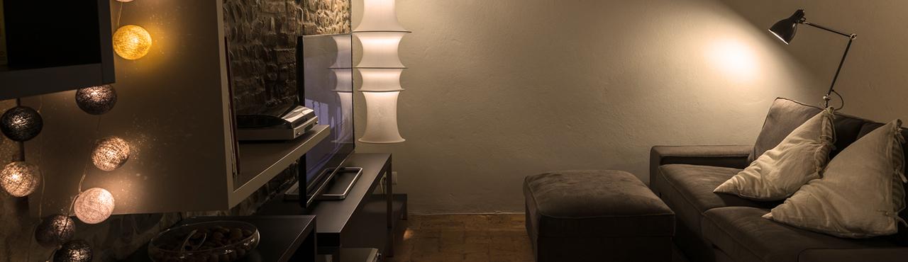décorez votre salon pour une soirée romantique