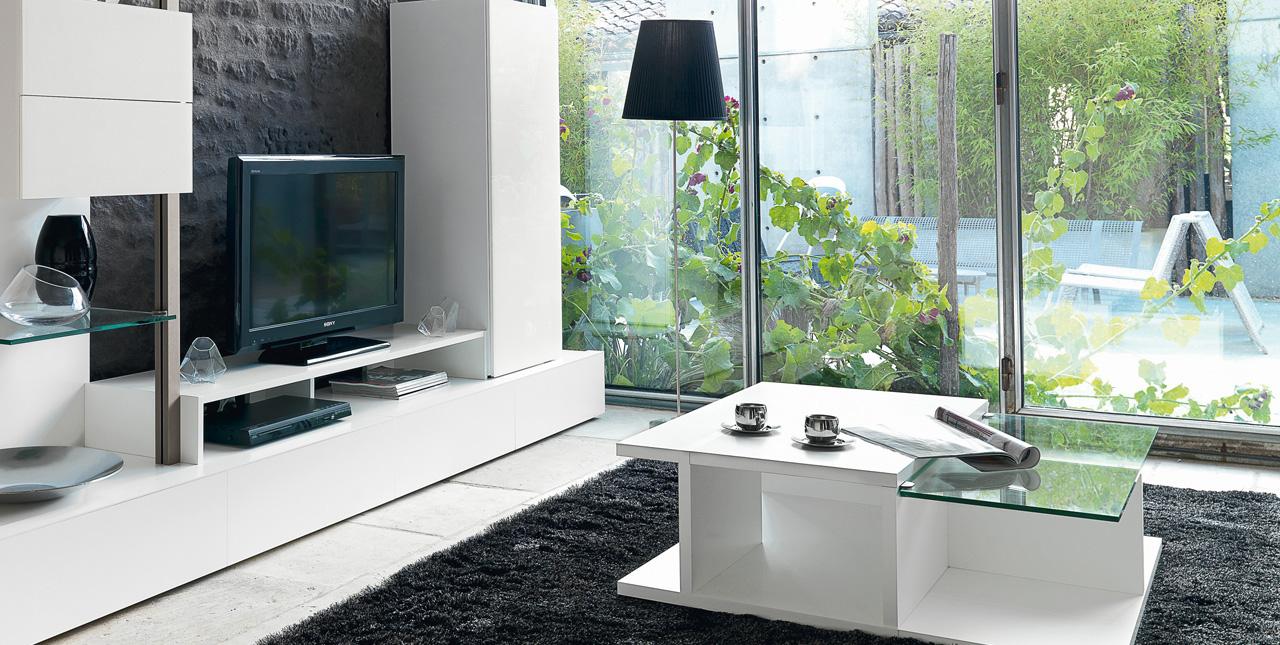 Choisir son nouveau meuble télé pour un Euro gagnant