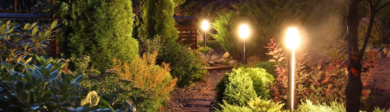 Luminaires outdoor: éclairez votre balcon, votre terrasse ou votre jardin