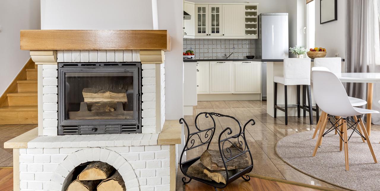 Trois ambiances pour une cheminée tendance